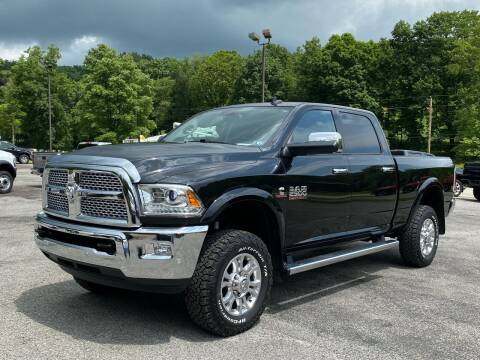 2017 RAM Ram Pickup 2500 for sale at Griffith Auto Sales in Home PA
