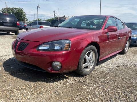 2004 Pontiac Grand Prix for sale at Philadelphia Public Auto Auction in Philadelphia PA
