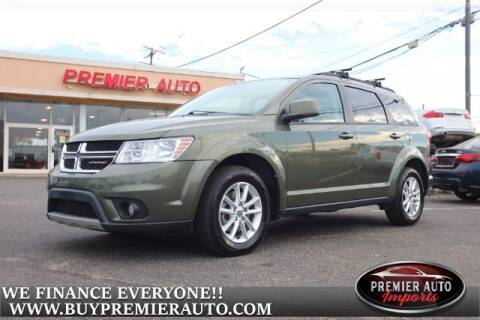 2017 Dodge Journey for sale at PREMIER AUTO IMPORTS - Temple Hills Location in Temple Hills MD