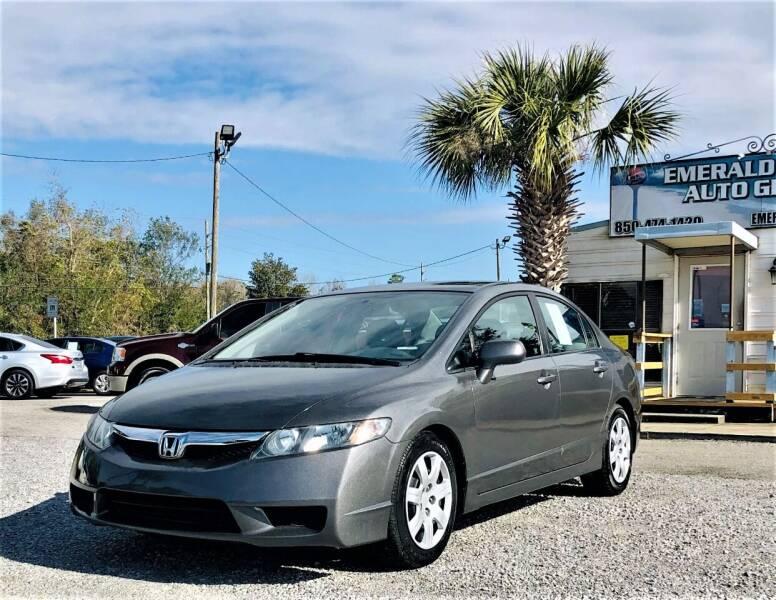 2011 Honda Civic for sale at Emerald Coast Auto Group LLC in Pensacola FL