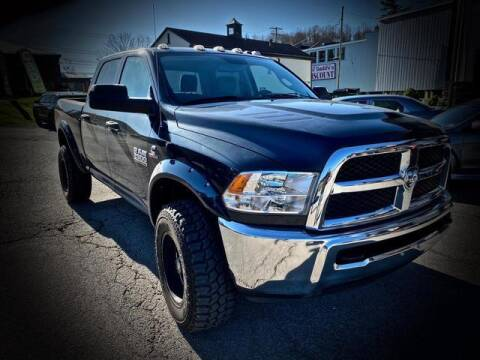 2015 RAM Ram Pickup 2500 for sale at Carder Motors Inc in Bridgeport WV