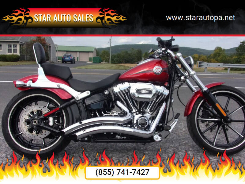 2013 Harley-Davidson BREAKOUT for sale at Star Auto Sales in Fayetteville PA