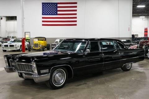 1967 Cadillac Fleetwood Limo