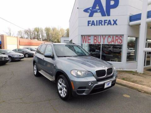 2011 BMW X5 for sale at AP Fairfax in Fairfax VA