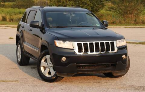 2012 Jeep Grand Cherokee for sale at Big O Auto LLC in Omaha NE