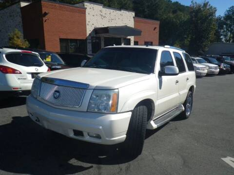 2004 Cadillac Escalade for sale at Atlanta Unique Auto Sales in Norcross GA