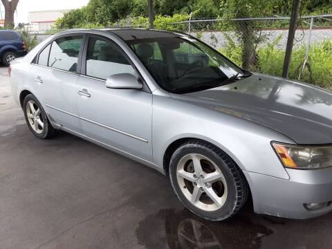 2006 Hyundai Sonata for sale at Easy Credit Auto Sales in Cocoa FL