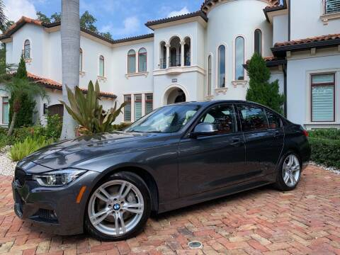 2017 BMW 3 Series for sale at Mirabella Motors in Tampa FL