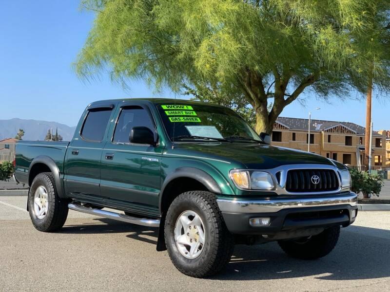 2002 Toyota Tacoma for sale at Esquivel Auto Depot in Rialto CA