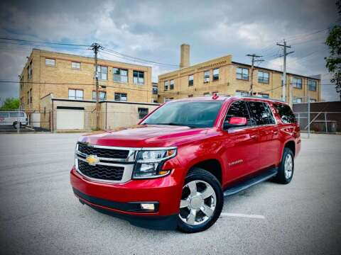 2015 Chevrolet Suburban for sale at ARCH AUTO SALES in St. Louis MO