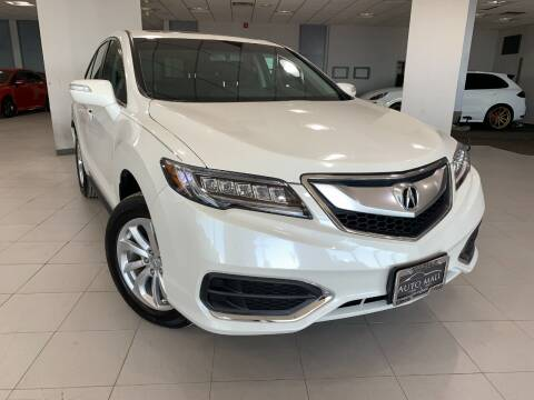 2018 Acura RDX for sale at Auto Mall of Springfield in Springfield IL