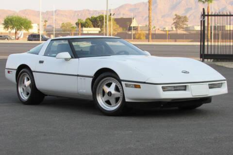 1989 Chevrolet Corvette for sale at Best Auto Buy in Las Vegas NV