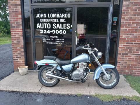 2006 Suzuki GZ 250 for sale at John Lombardo Enterprises Inc in Rochester NY