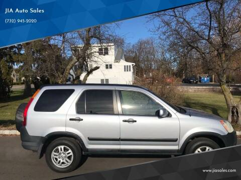 2004 Honda CR-V for sale at JIA Auto Sales in Port Monmouth NJ
