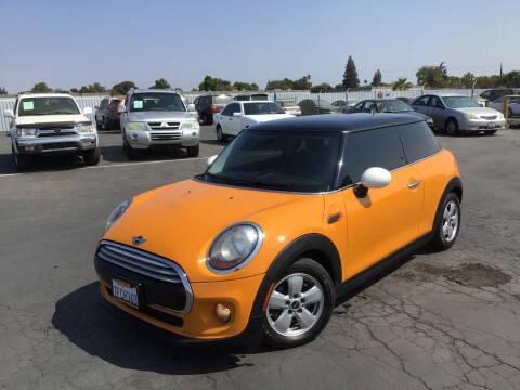 2014 MINI Hardtop for sale at My Three Sons Auto Sales in Sacramento CA