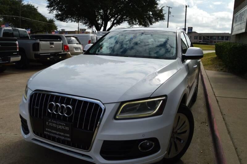 2013 Audi Q5 Hybrid for sale at E-Auto Groups in Dallas TX