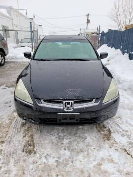 2005 Honda Accord for sale at Wisdom Auto Group in Calumet Park IL