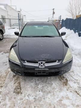 2005 Honda Accord for sale at Wisdom Auto Group in Calumet Park IL