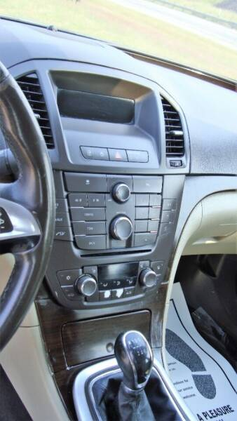 2011 Buick Regal CXL Turbo 4dr Sedan w/TO1 - Wichita Falls TX