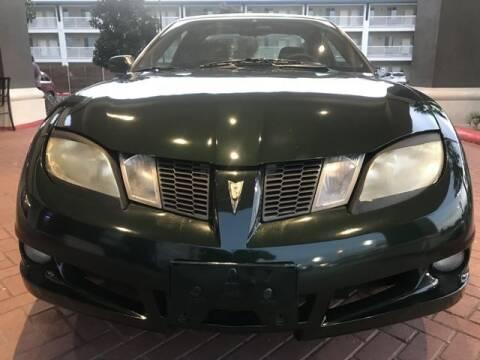 2004 Pontiac Sunfire for sale at EMPIREIMPORTSTX.COM in Katy TX