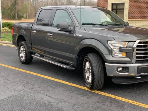 2016 Ford F-150 for sale at XCELERATION AUTO SALES in Chester VA
