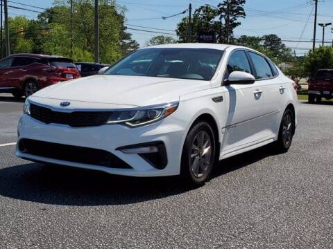2020 Kia Optima for sale at Gentry & Ware Motor Co. in Opelika AL