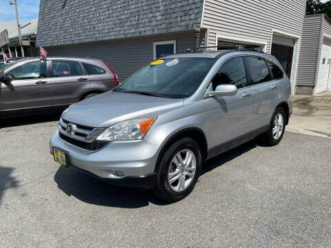 2010 Honda CR-V for sale at JK & Sons Auto Sales in Westport MA
