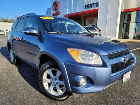 2011 Toyota RAV4 for sale at Auto Smart of Pekin in Pekin IL