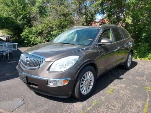 2009 Buick Enclave for sale at Paulson Auto Sales in Chippewa Falls WI