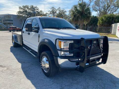 2017 Ford F-550 Super Duty for sale at Consumer Auto Credit in Tampa FL
