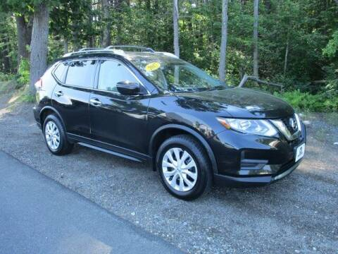 2017 Nissan Rogue for sale at MC FARLAND FORD in Exeter NH