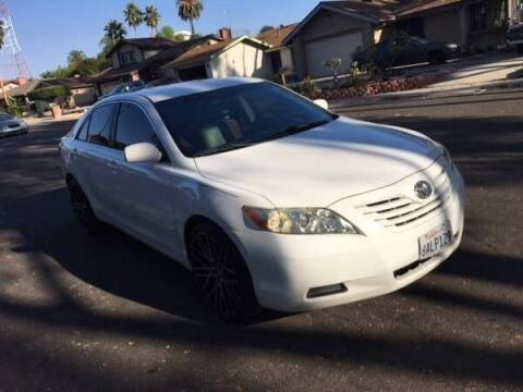 2008 Toyota Camry for sale at Gold Coast Motors in Lemon Grove CA