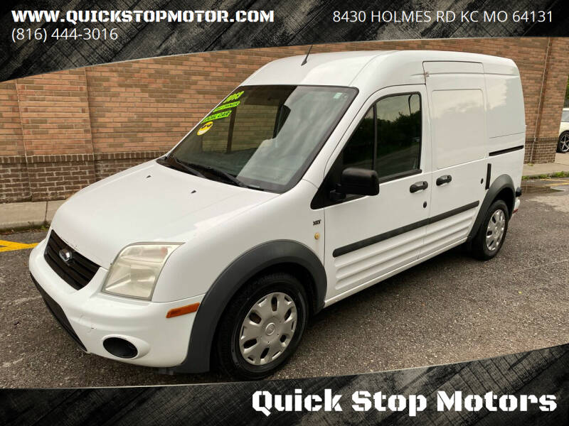 2013 Ford Transit Connect for sale at Quick Stop Motors in Kansas City MO