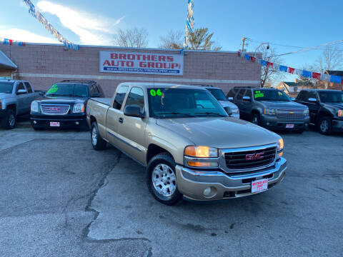 2006 GMC Sierra 1500 for sale at Brothers Auto Group in Youngstown OH