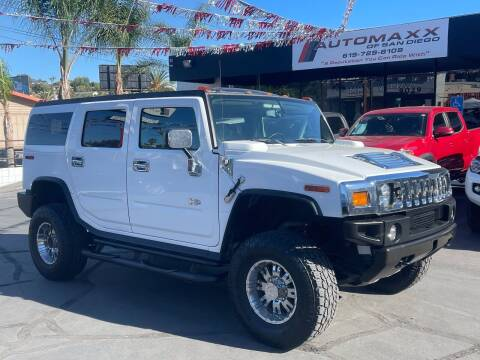 2005 HUMMER H2 for sale at Automaxx Of San Diego in Spring Valley CA