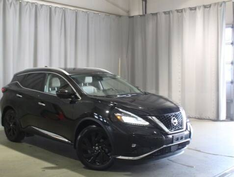 2019 Nissan Murano for sale at Auto Center of Columbus in Columbus OH