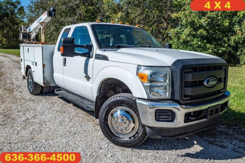 2012 Ford F-350 Super Duty for sale at Fruendly Auto Source in Moscow Mills MO