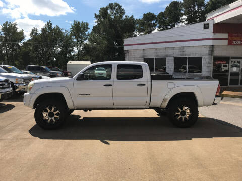 2005 Toyota Tacoma for sale at Northwood Auto Sales in Northport AL