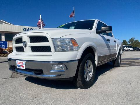 2012 RAM Ram Pickup 1500 for sale at Gary's Auto Sales in Sneads NC