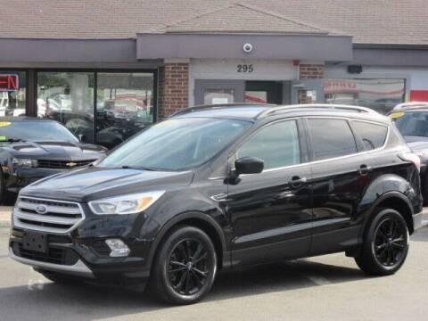 2018 Ford Escape for sale at Lynnway Auto Sales Inc in Lynn MA