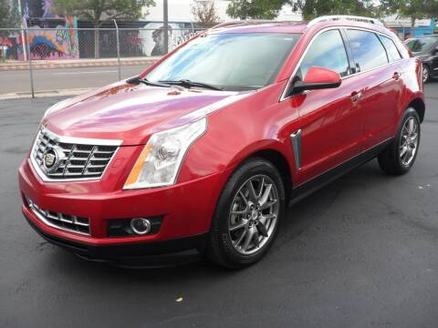 2014 Cadillac SRX for sale at T & S Auto Brokers in Colorado Springs CO