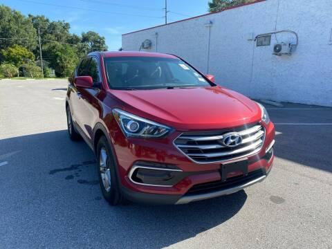 2017 Hyundai Santa Fe Sport for sale at Consumer Auto Credit in Tampa FL
