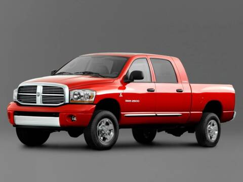 2006 Dodge Ram Pickup 2500 for sale at Sam Leman Toyota Bloomington in Bloomington IL