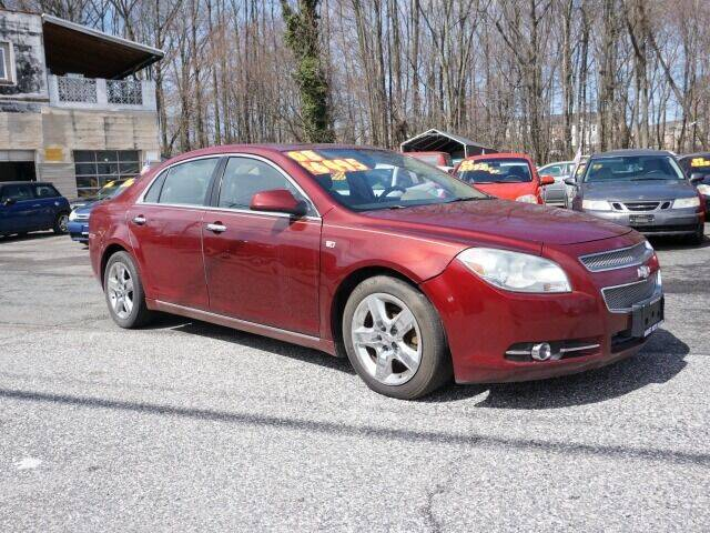 2008 Chevrolet Malibu for sale at Budget Auto Sales & Services in Havre De Grace MD