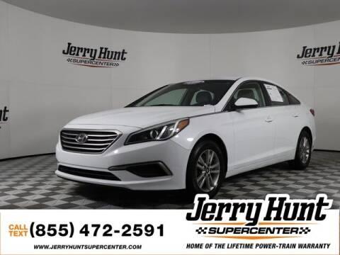 2016 Hyundai Sonata for sale at Jerry Hunt Supercenter in Lexington NC