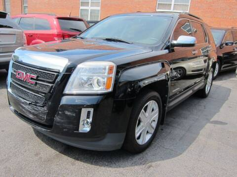 2012 GMC Terrain for sale at DRIVE TREND in Cleveland OH
