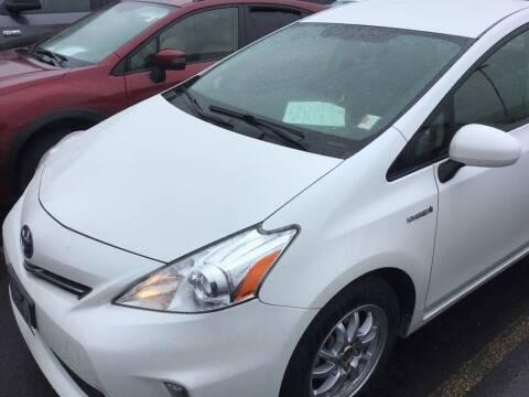 2014 Toyota Prius v for sale at Royal Moore Custom Finance in Hillsboro OR