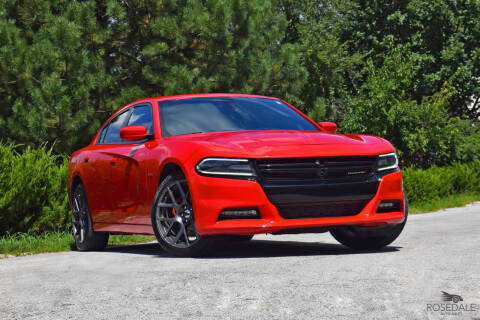 2015 Dodge Charger for sale at Rosedale Auto Sales Incorporated in Kansas City KS