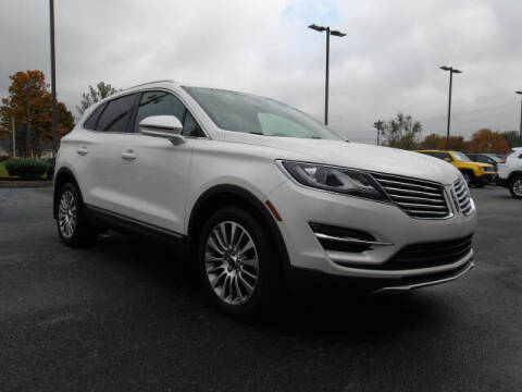 2017 Lincoln MKC for sale at TAPP MOTORS INC in Owensboro KY