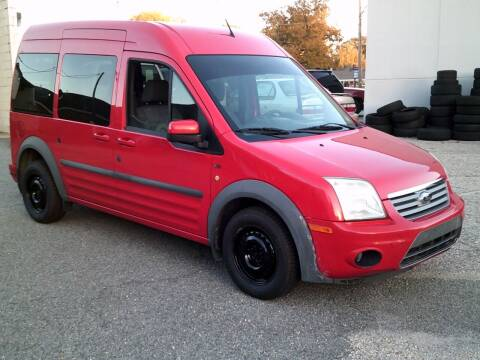 2011 Ford Transit Connect for sale at Wamsley's Auto Sales in Colonial Heights VA